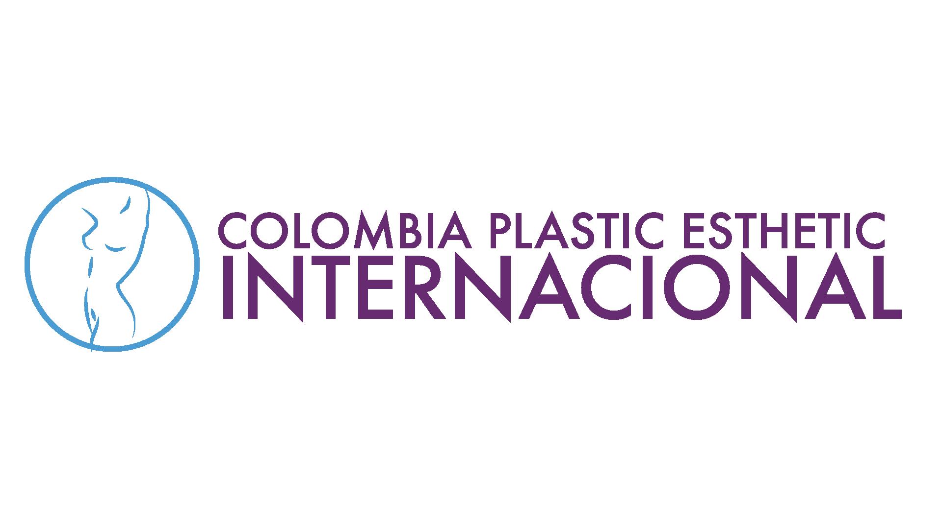 LOGO COLOMBIA PLASTIC ESTHETIC INTERNATIONAL